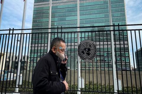 Dubes Palestina di PBB Tantang Pemerintahan Joe Biden