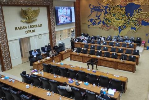 DPR Bentuk Panja dan Susun Sejumlah RUU dalam Prolegnas 2021