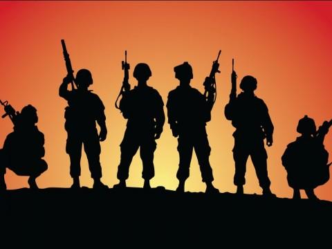 4 Personel TNI Terluka Ditembak KKB di Pegunungan Bintang
