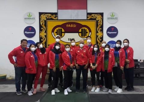 Tim Angkat Besi Indonesia akan Ikuti Kejuaraan Dunia di Uzbekistan