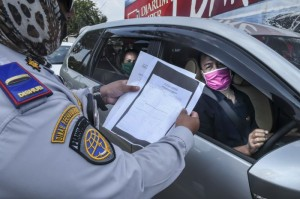 Mayoritas Pemohon SIKM DKI Menuju Jawa Tengah