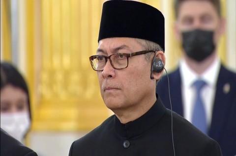 Dubes Jose Tavares Serahkan Surat Kepercayaan dari Jokowi ke Putin