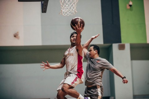 Persiapan FIBA Asia Cup 2021, Ini Menu Latihan Timnas Basket Sepanjang Mei