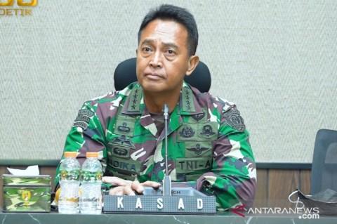 298 Faskes TNI AD Dipastikan Siap Lakukan Vaksinasi Covid-19