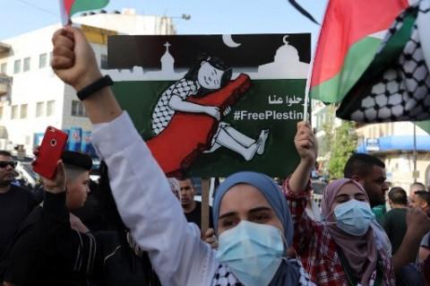 Negara Islam Diminta Tetap Mengawasi Pergerakan Israel di Palestina