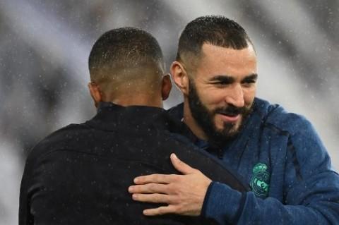 Benzema tidak Sabar Duet dengan Mbappe di Piala Eropa