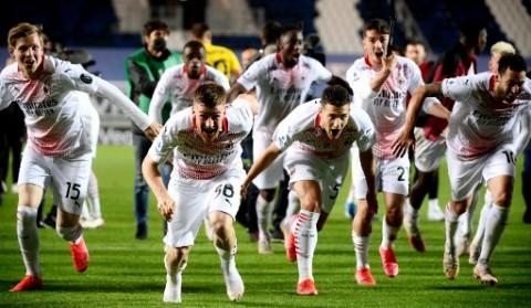 Menang di Laga Pamungkas, Milan dan Juventus Segel Tiket Liga Champions