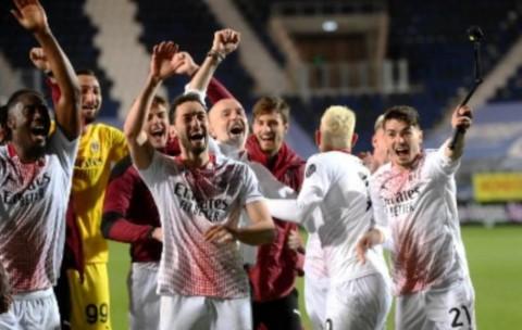 Kembali ke Liga Champions, AC Milan Akhiri Penantian Tujuh Tahun