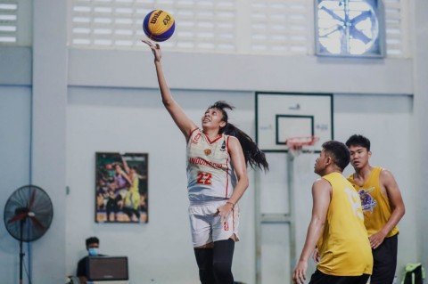 Timnas Basket 3x3 Putri Siap Bersaing di Kualifikasi Olimpiade