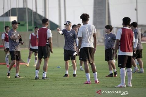 Jajal Kekuatan Afghanistan, Timnas Indonesia Gunakan Formasi 4-4-2