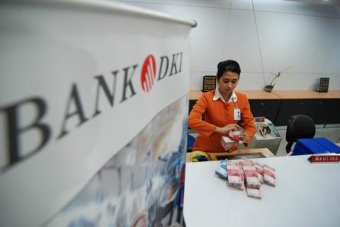 Bank DKI Catat Laba Bersih Rp191,6 Miliar di Kuartal I