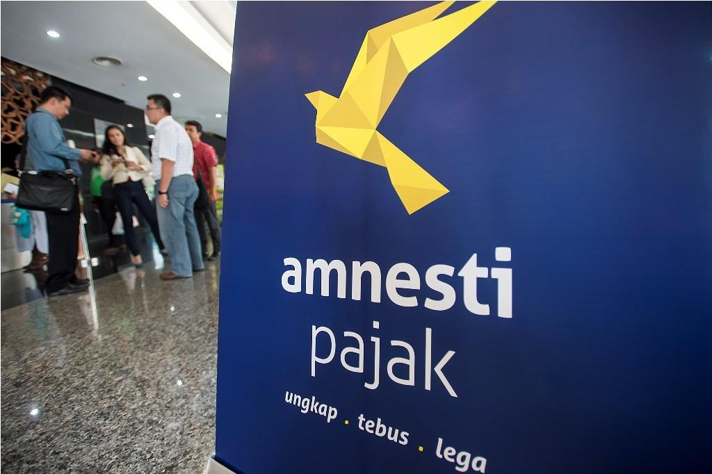 Ilustrasi program pengampunan pajak atau tax amnesty - - Foto: Antara/ Widodo S Jusuf
