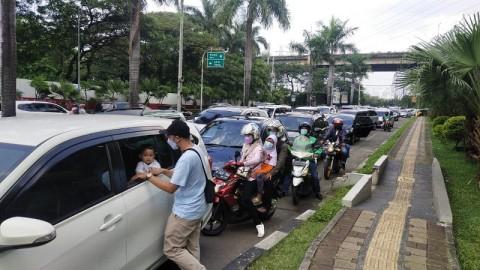 Urai Kemacetan, Ancol Lakukan Buka Tutup Gerbang Masuk