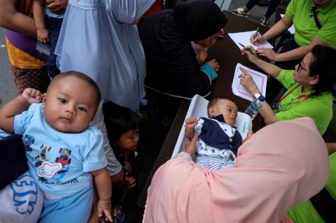 Angka Stunting di Kota Tangerang 9%
