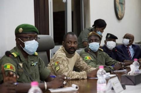 Pengadilan Mali Tunjuk Pemimpin Kudeta sebagai Presiden Interim