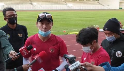 Shin Tae-yong tidak Mementingkan Hasil Laga Uji Coba Timnas