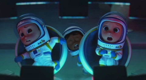 Menparekraf Sandiaga Uno Apresiasi Film Animasi Nussa