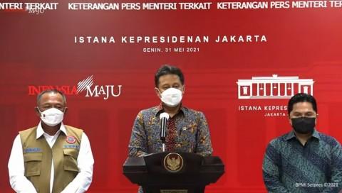 Jokowi Minta Laporan Khusus Lonjakan Covid-19 di Kudus