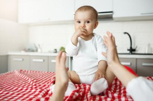 Ini cara menjaga kesehatan mulut bayi. (Foto: Ilustrasi/Freepik.com)