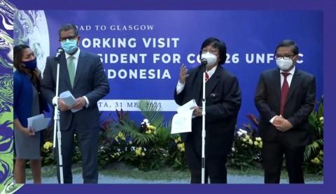 Indonesia Berupaya Terbebas dari Emisi Netto