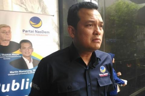 Di Hadapan Bahlil, Martin Manurung Minta Satgas Investasi Beri Sanksi TPL