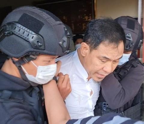 Bantah Hoaks, Polri Pastikan Kondisi Munarman Segar Bugar