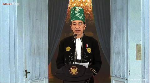 Jokowi: Pendalaman Nilai Pancasila Tak Bisa dengan Cara Biasa