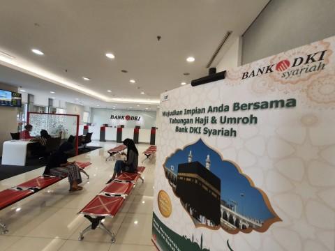 Kuartal I, Penyaluran Pembiayaan Bank DKI Syariah Capai Rp5,96 Triliun