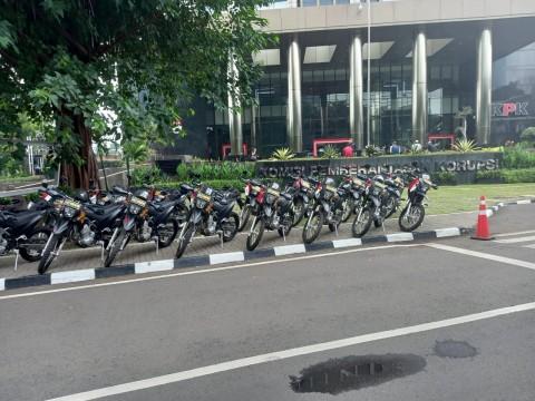 Markas KPK Dijaga TNI-Polri Jelang Pelantikan Pegawai Jadi ASN