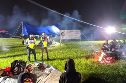 Tourcamp & Charity, Cara YRFI Memperkuat Solidaritas Anggotanya