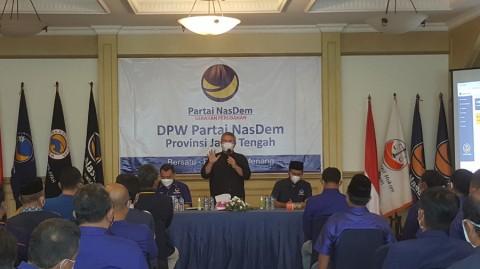 NasDem Jateng segera Gelar Rakorwil di Semarang