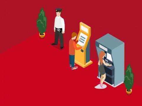 Tarik Ulur Pengenaan Biaya di ATM Link Milik Himbara