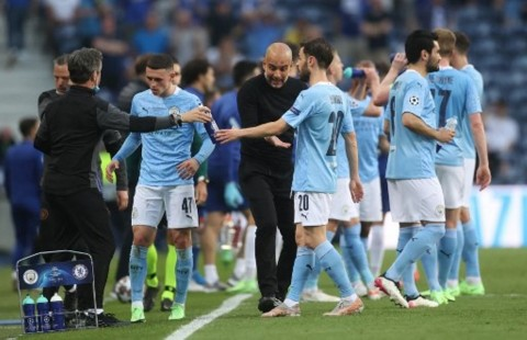 Manchester City Siap Jor-joran Belanja Pemain Anyar