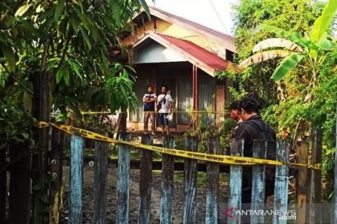 Jasad Wanita Tanpa Kepala Ditemukan di Rumah Kosong