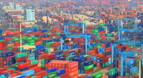 Korsel Catat Pertumbuhan Ekspor Tertinggi dalam 32 Tahun