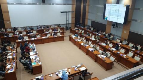 DPR dan Menag Gelar Rapat Tertutup Bahas Nasib Haji 2021