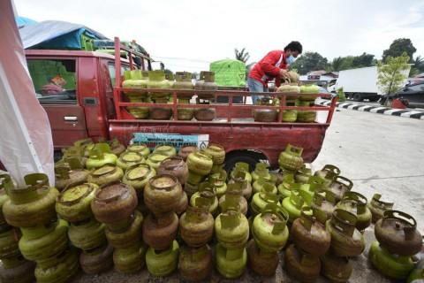 Menteri ESDM Kaji Libatkan BPH Migas Awasi Distribusi LPG Subsidi