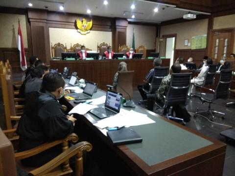 Ditanya SK Perusahaan, Komisaris Penyedia Bansos Kelimpungan
