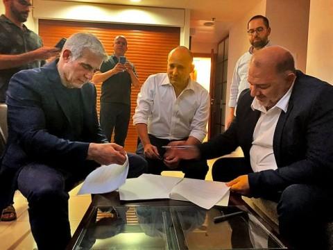 Oposisi Selangkah Lagi Gulingkan Benjamin Netanyahu dari Kursi PM Israel
