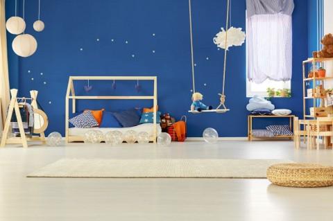 5 Warna Cat Dinding Kamar yang Baik untuk Anak