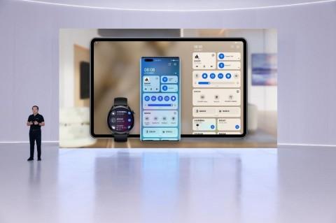 Huawei Meluncurkan Produk dengan HarmonyOS 2