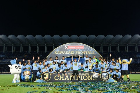 Ini Tim yang Paling Banyak Mengoleksi Gelar Juara J-League