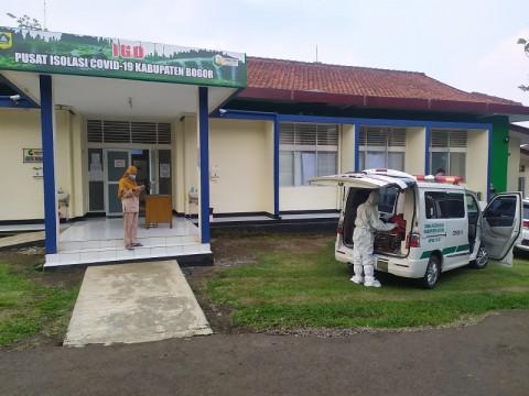 Usai Lebaran, Pasien yang Dirawat di RS Darurat Kemang Bogor Meroket