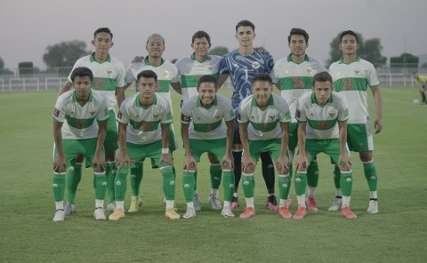 Prediksi Susunan Pemain Timnas Indonesia vs Thailand