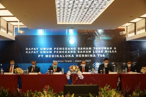Hermina Bukukan Laba Setelah Pajak Rp473,2 Miliar di 2020