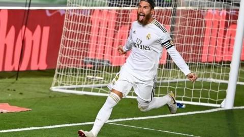 Ancelotti Berharap Ramos Bertahan