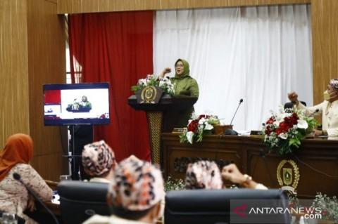 Bupati Bogor Janji fokus Tata Ibu Kota dan Desa