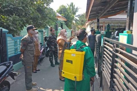 53 Warga Positif Covid-19, 2 RT di Tangerang di <i>Lockdown</i>