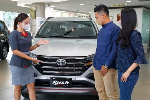Insentif PPnBM Cuma 50%, Toyota lakukan Penyesuaian Harga