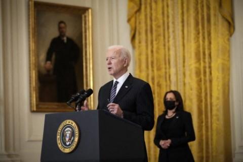 Biden Larang Warga AS Investasi di Perusahaan Pertahanan Tiongkok